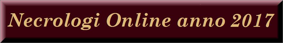 necrologi online anno 2017
