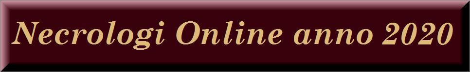 necrologi online anno 2020