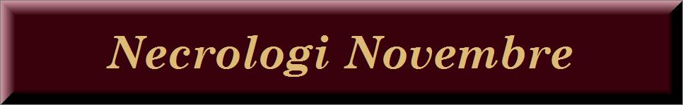 Necrologi novembre 2021 on line